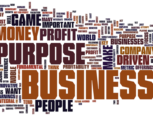 Profit and Purpose, Integral Business Drivers